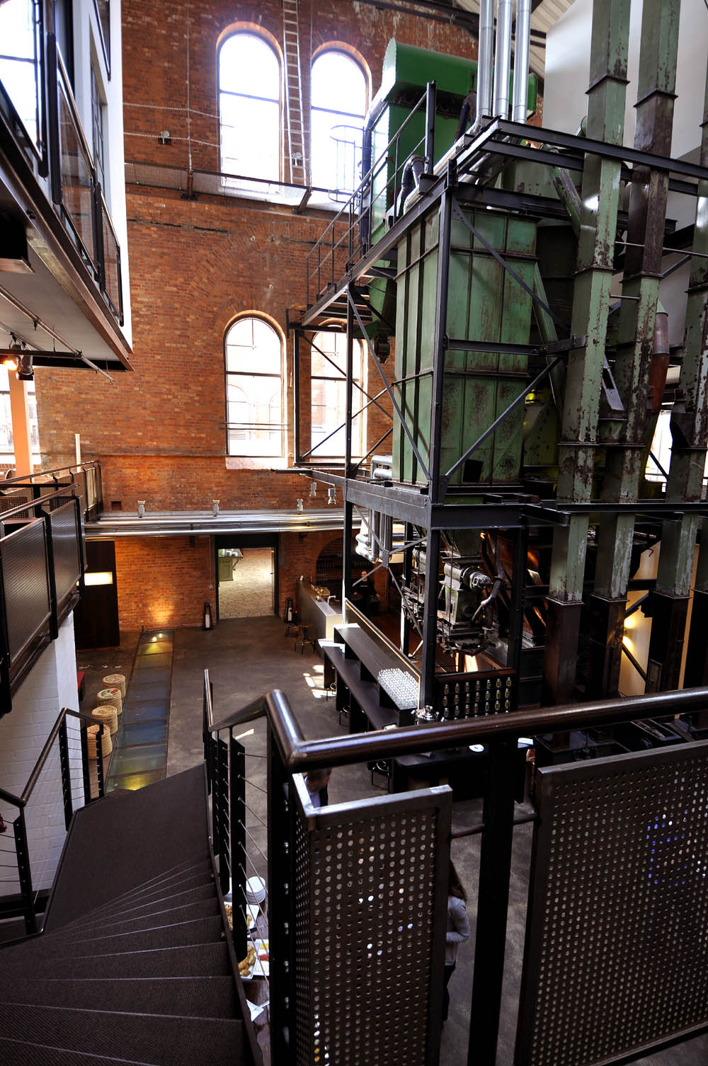 Hamburgs erstes design hotel gastwerk hamburg vom for Designhotel hamburg