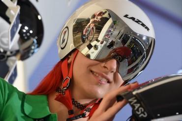 B5: Helm von Laser